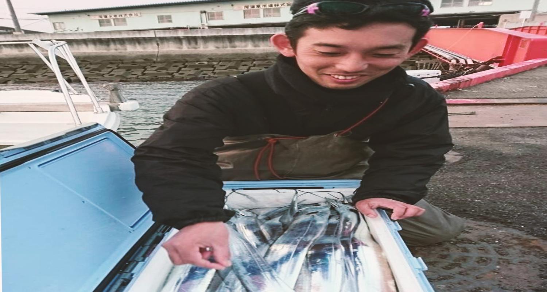 遊漁船KAIYOUブログ始めました。太刀魚まだまだ遊べます!
